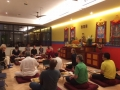 Sakadawa Celebration at Shantideva Center in New York